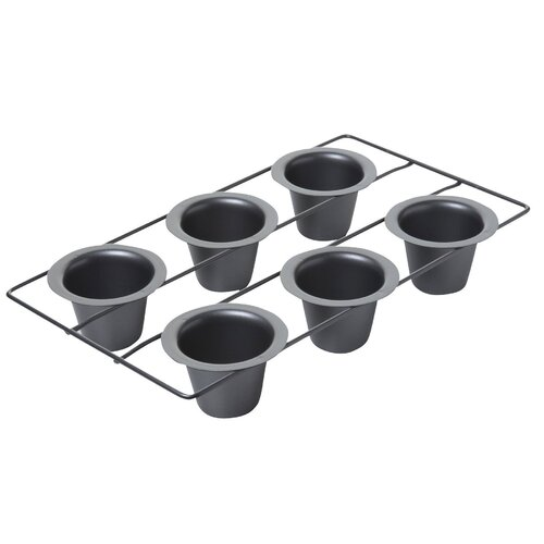6 Cup Chicago Metallic Popover Pan