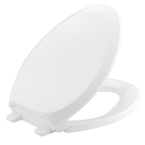 Kohler Grip-Tight French Curve Q3 Elongated Toilet Seat