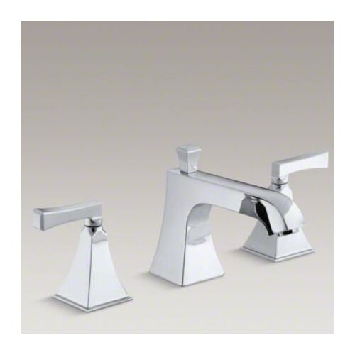 Kohler Memoirs Bath- Or Deck-Mount High-Flow Bath Faucet Trim with Deco Lever Handles and Stately Design, Valve Not Included