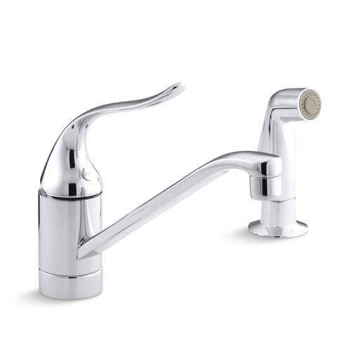 Coralais Single-Control Kitchen Faucet with 8-1/2