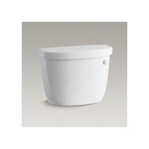 Kohler Cimarron 1.28 Gpf Toilet Tank with Insuliner Tank Liner and Right-Hand Trip Lever