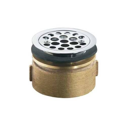 "Kohler Service Sink Strainer Tapped for 3"" NPT"