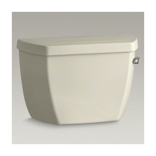 Kohler Highline Classic 1.0 Gpf Toilet Tank with Right-Hand Trip Lever