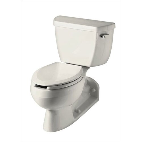Barrington1.4 Gpf Pressure Lite Toilet with Right-Hand Trip Lever