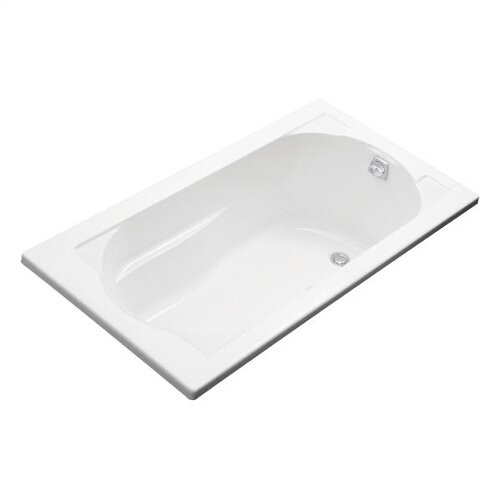 "Kohler Devonshire 60"" X 32"" Drop-In Bubblemassage Air Bath with Heater"