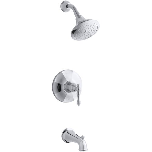 Kohler Kelston Rite-Temp Tub and Shower Faucet Trim