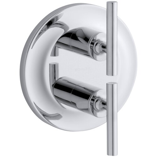 Kohler Purist Stacked Valve Trim, Valve Not Included