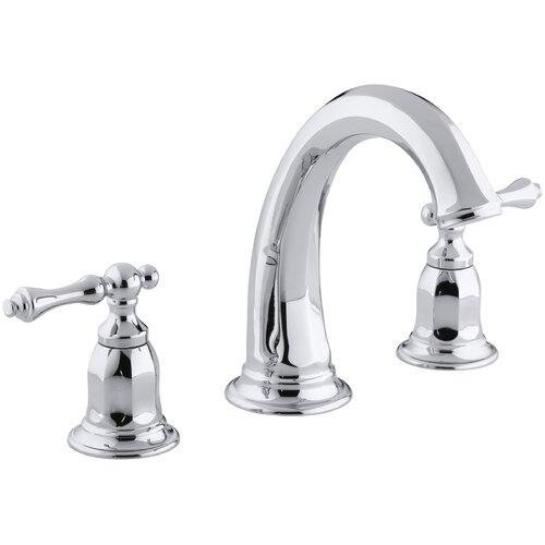 kohler kelston deck mount bath faucet trim reviews wayfair