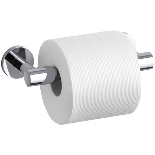Kohler Stillness Wall Mounted Pivoting Toilet Tissue Holder