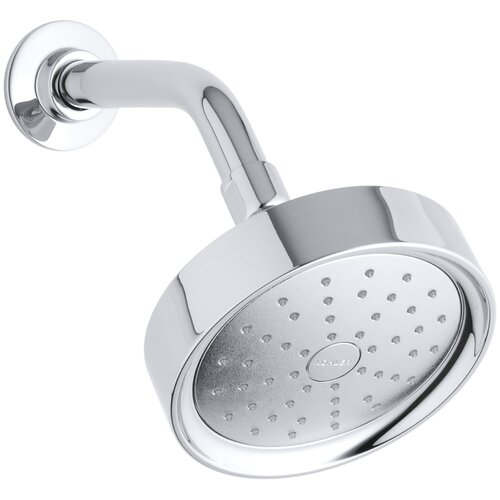 Kohler Purist 2.0 GPM Single Function Showerhead with Katalyst Spray