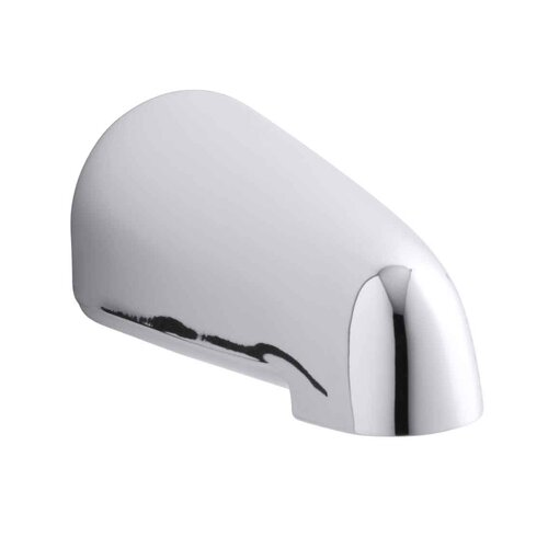 "Kohler Devonshire 4-7/16"" Non-Diverter Bath Spout with Npt Connection"