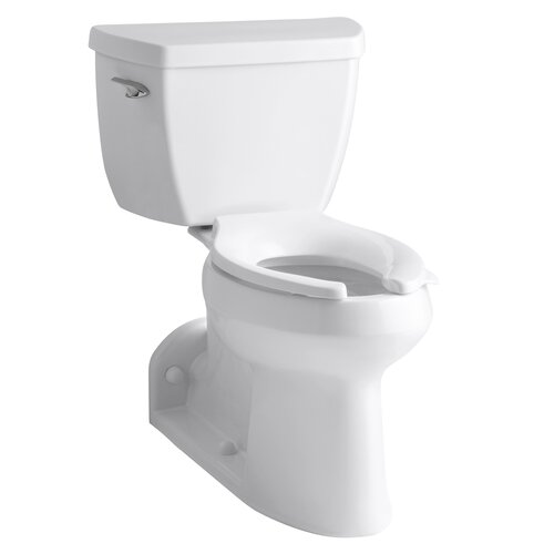 Barrington Pressure Lite, Comfort Height Toilet