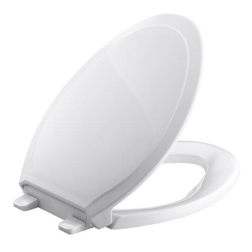 Grip-Tight Rutledge Quiet-Close Q3 Elongated Toilet Seat