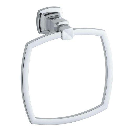 """Kohler Margaux 7.5"""" Wall Mounted Towel Ring"""