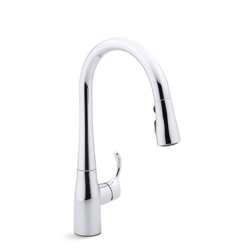 Simplice Pull-Down Secondary Faucet