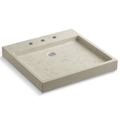 "Kohler Purist 22"" Marble Vessel Sink"