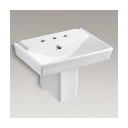 "Kohler Rêve 23"" Lavatory Basin and Shroud with 8"" Centers"