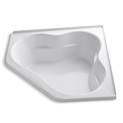 "Kohler Tercet 60"" X 60"" Bath with Tile Flange and Center Drain"