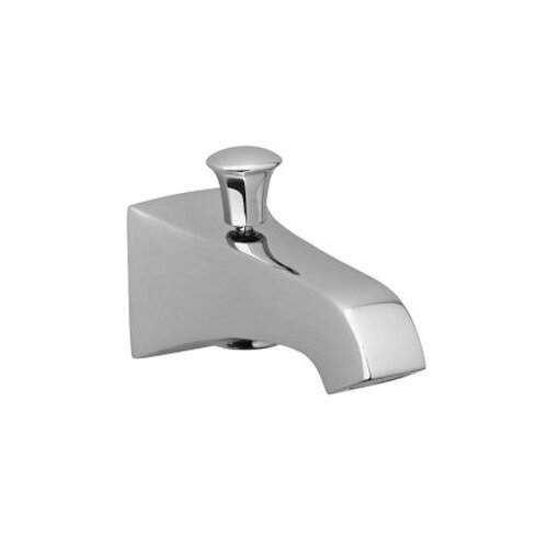 "Kohler Memoirs Wall-Mount 6"" Diverter Bath Spout with Stately Design"