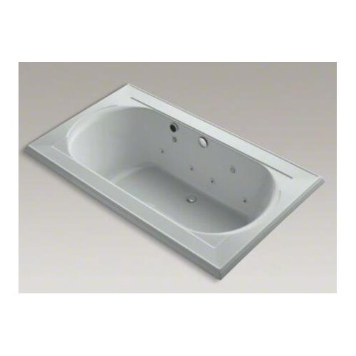 "Kohler Memoirs 72"" X 42"" Drop-In Effervescence Bath"