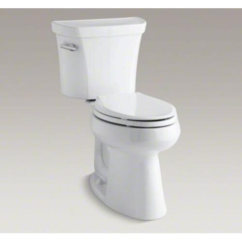 Highline 1.28 GPF Two-Piece Elongated Comfort Height Toilet with 10