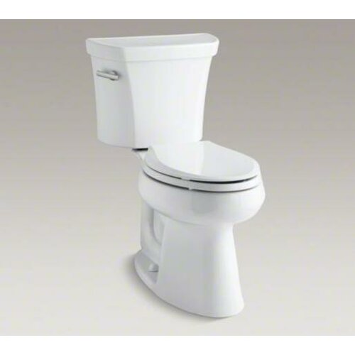 Highline 1.28 GPF Two-Piece Comfort Height Elongated Toilet with 12