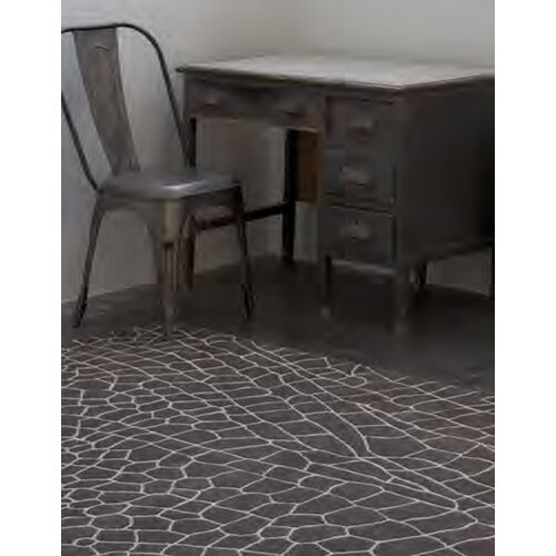 Gandia Blasco Hand Knotted Dragonfly Brown Rug