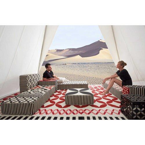 Gandia Blasco Gan Spaces Módulo A1 Modular Wool Cushion
