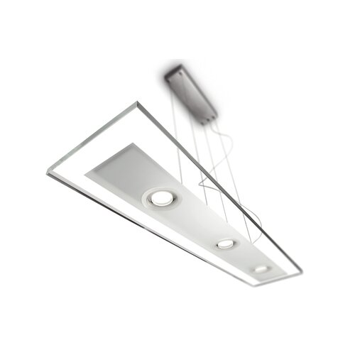 Vidro 3 Light Pendant