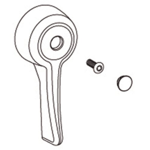 Moen Commercial 3 Function Transfer Valve Lever Handle Kit
