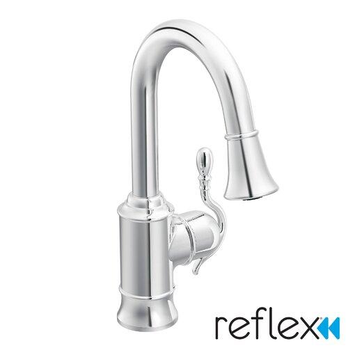 moen lifetime warranty kitchen faucet wayfair