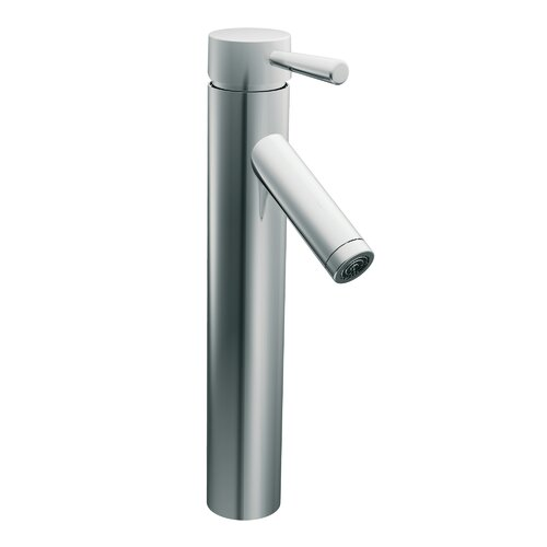 Lever Single Hole Vessel Bathroom Faucet with Single Handle