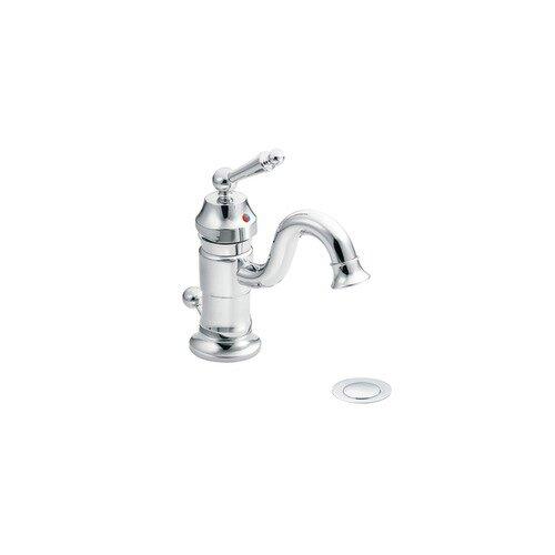 Moen Waterhill Single-Handle Bathroom Faucet Kit