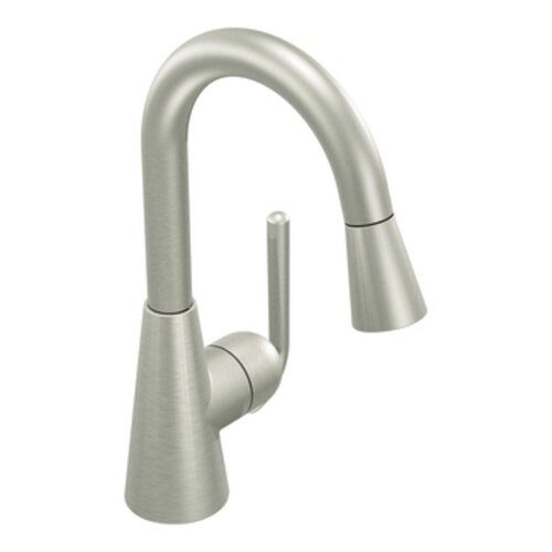 Moen Ascent One Handle High Arc Bar Faucet