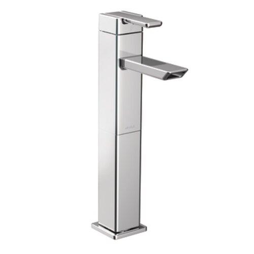 Moen 90 Degree One-Handle High Arc Vessel Bathroom Faucet
