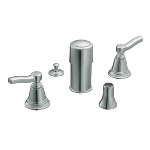 Rothbury Two Handle Bidet Faucet