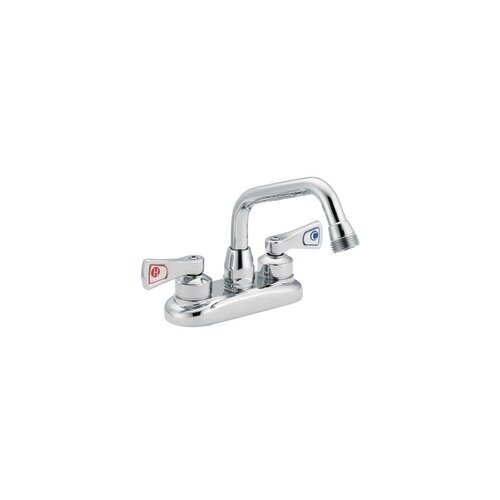 Moen Commercial Centerset Faucet with Double Level Handle