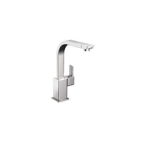 90 Degree One-Handle High Arc Kitchen Faucet