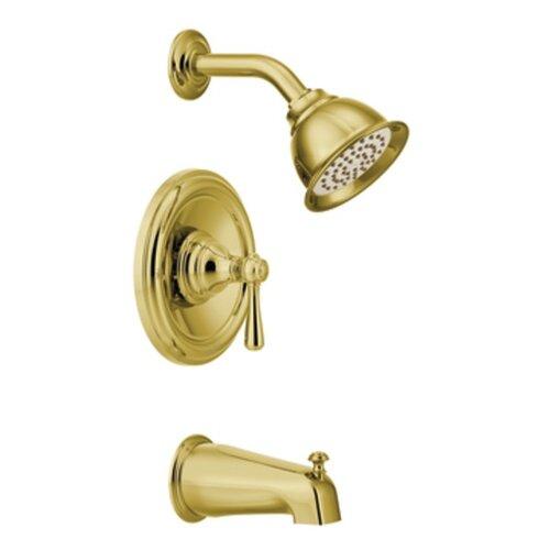 Moen Kingsley Posi-Temp Tub and Shower Faucet