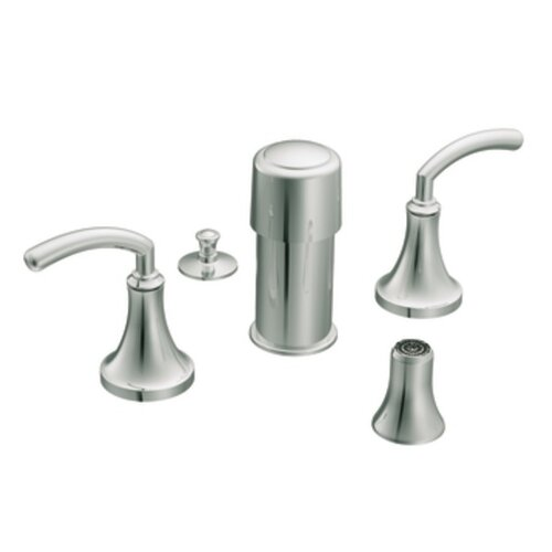 Icon Two Handle Bidet Faucet