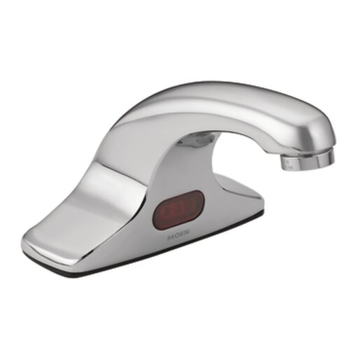 Commercial Single Hole Electronic Faucet Less Handles