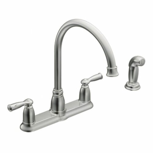 Banbury Two Handle High Arc Lead Compliant Kitchen Faucet