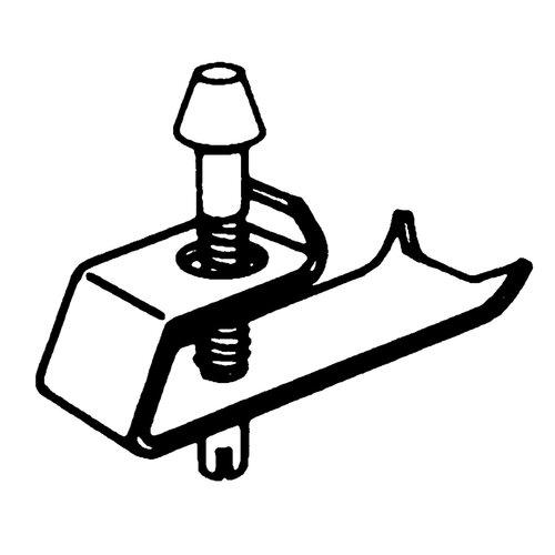 Moen Parts U-Channel Clamp - 8 Pieces