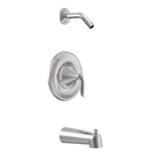 Moen EVA Chrome Posi-Temp (R) Tub/Shower Less Showerhead