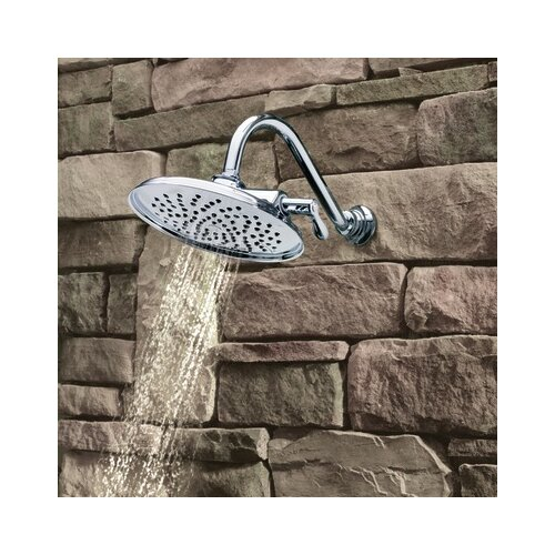 "Moen Isabel Multi Function 9"" Shower Head"
