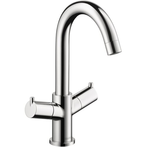 Hansgrohe Talis S 2 Two Handle Single Hole Kitchen Faucet
