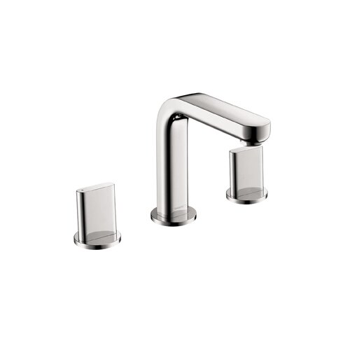 Hansgrohe Metris Widespread Bathroom Faucet with Double Handles