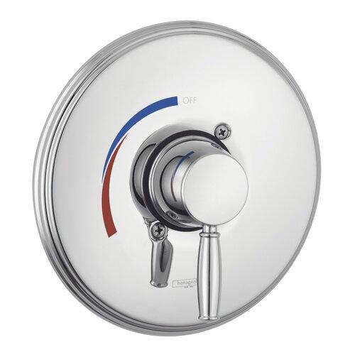 Hansgrohe Commercial C Pressure Balance Shower Faucet Trim
