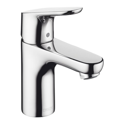 Hansgrohe Focus E 100 Single Handle Bathroom Sink Faucet
