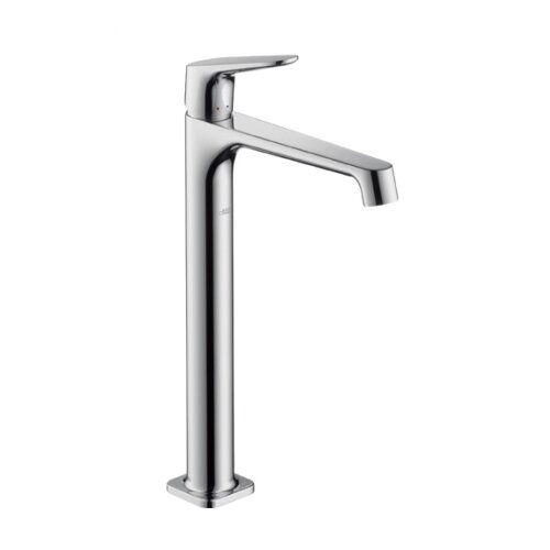 Axor Citterio M Single Hole Tall Bathroom Faucet with Single Handle